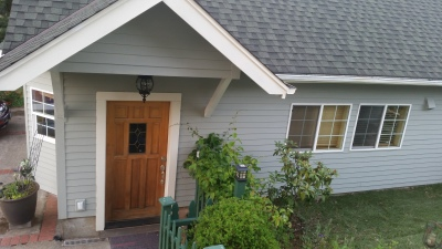 Fresh coat of paint on the Cottage!